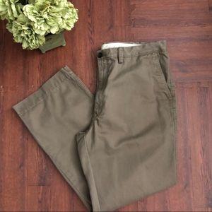 Men's Life Khaki Khaki Dress Pants Slacks Size 40